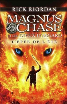 Magnus Chase - l'Epée de l'Eté