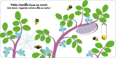 Bonjour petit papillon ! de Nathalie Choux-3