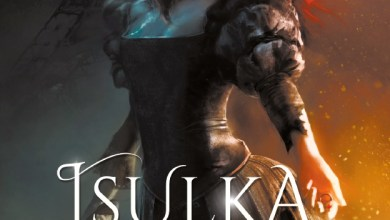 Photo de Isulka, la Mageresse, tome 1 : La pierre d'Isis de Dorian Lake