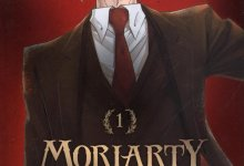 Photo of Moriarty, tome 1 de Ryosuke Takeuchi