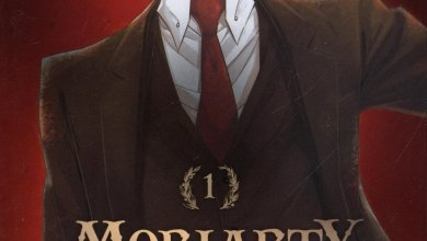 Photo of Moriarty, tome 1 de Ryosuke Takeuchi