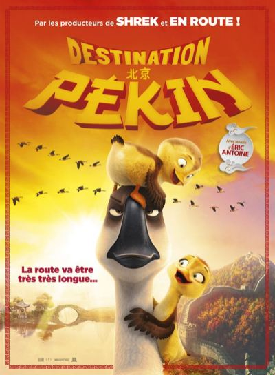 Destination de Pékin