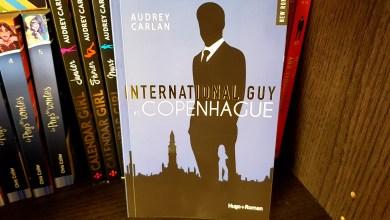 Photo de International Guy, Tome 3 – Copenhague de Audrey Carlan