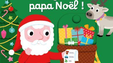 Photo of Bonjour papa Noël ! de Nathalie Choux