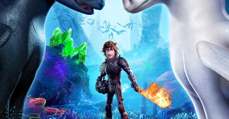 Photo de Nouveau Trailer et Images Pour Dragons 3 : Le Monde Caché !