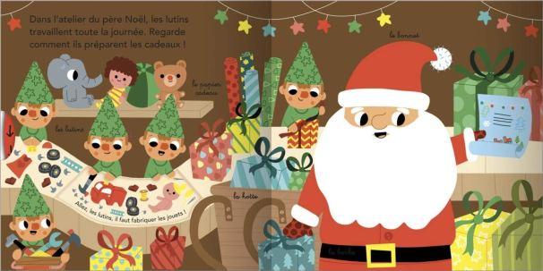 Vive Noël ! de Marion Billet-2