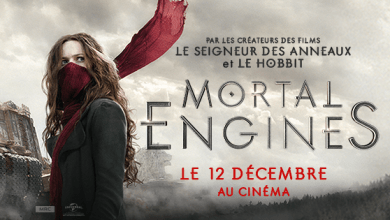 Photo de Mortal Engines de Christian Rivers