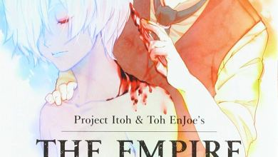 Photo de The empire of Corpses, tome 1 de Project Itoh
