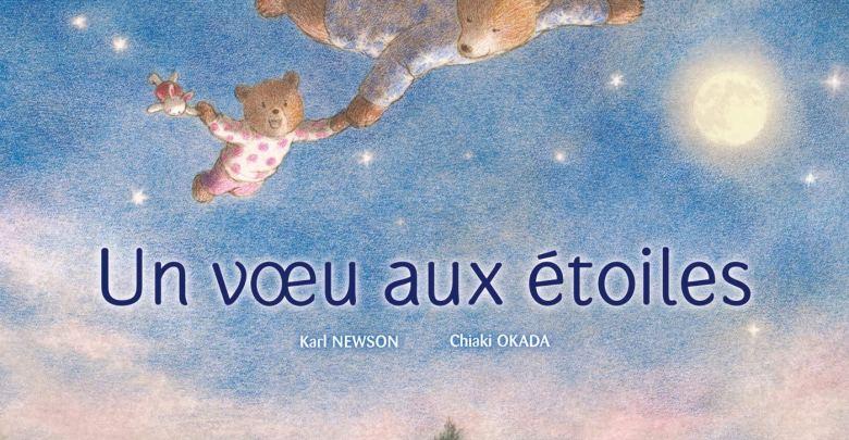 Photo of Un vœu aux étoiles de Karl Newson & Chiaki Okada