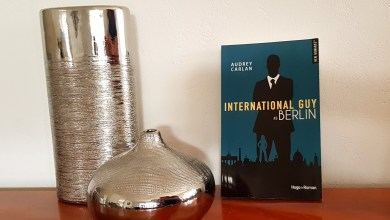 Photo de International Guy, Tome 8 – Berlin de Audrey Carlan