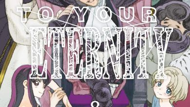 Photo de To Your Eternity Tome 8 de Yoshitoki Oima