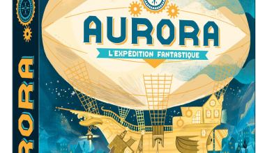 Photo of Aurora – L'expédition Fantastique de Vashti Hardy