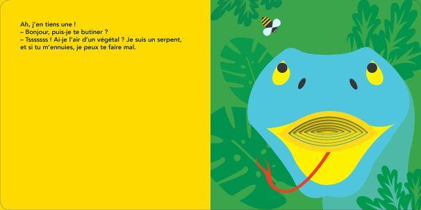 Bzzz ! de Delphine Chedru-1