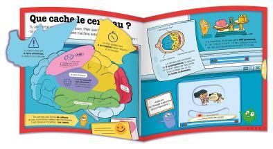 Explore ton cerveau - Livre animé Kididoc-2