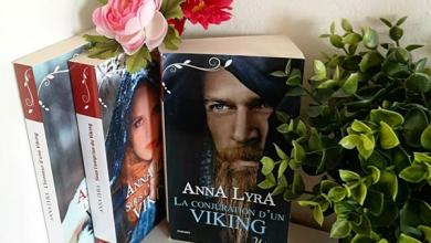Photo de La conjuration d'un Viking de Anna Lyra