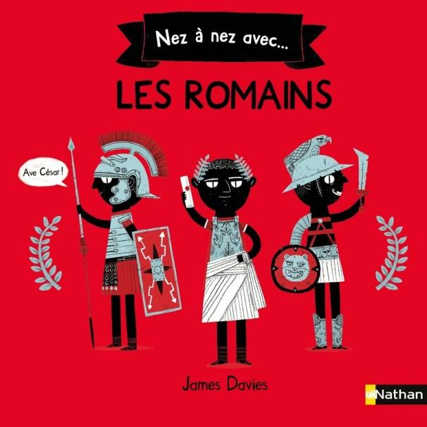 Nez à nez avec ... les romans de James Davies