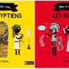 Nez à Nez avec... Les Égyptiens et les Romains de James Davies
