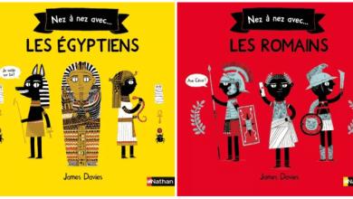 Photo of Nez à Nez avec… Les Égyptiens et les Romains de James Davies