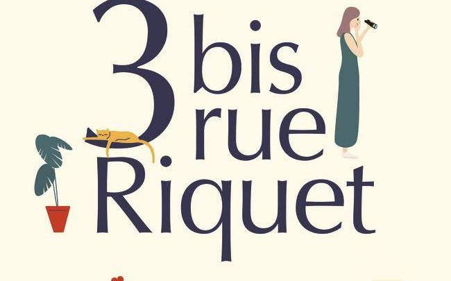Photo of 3 bis rue Riquet de Frédérique Le Romancer
