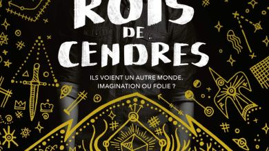 Photo of Rois de cendres de K. Ancrum