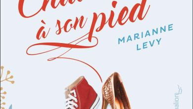 Photo de Chaussures à son pied de Marianne Levy