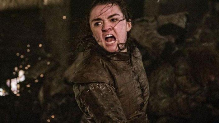 Game of Thrones Saison 8 ep 3 - Arya