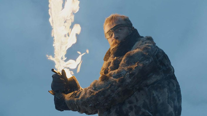 Game of Thrones Saison 8 ep 3 - Berric