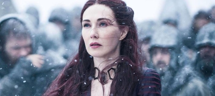 Game of Thrones Saison 8 ep 3 - Melissandre
