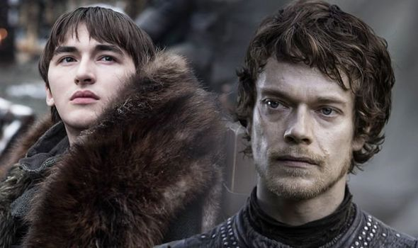 Game of Thrones Saison 8 ep 3 - Théon et Bran