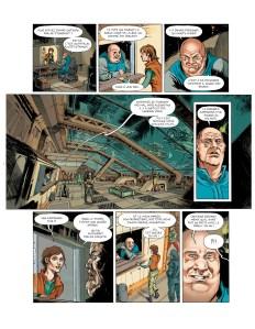 La planète aux cauchemars de Mathieu Sapin & Patrick Pion