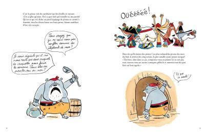 Les Chiens Pirates - Adieu Côtelettes ! de Clémentine Mélois & Rudy Spiessert-3