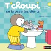 T'choupi se brosse les dents de Thierry Courtin