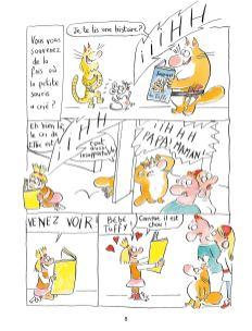 L'anniversaire du chat assassin de Véronique Deiss d'après Anne Pine-3