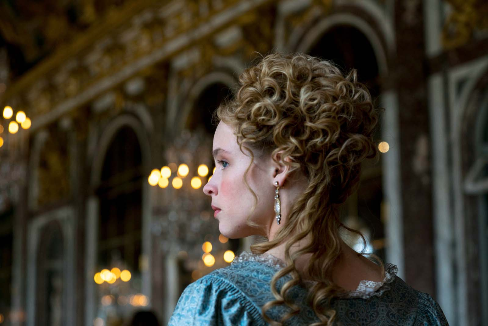 © : Versailles de Simon Mirren et David Wolstencroft © : Canal