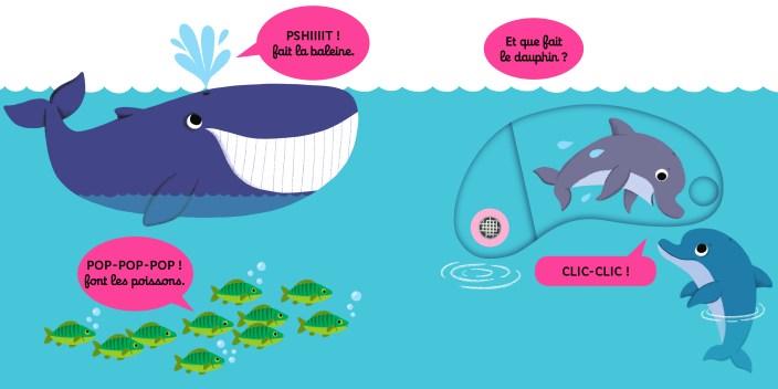 Bloup ! Mon imagier sonore des animaux de la mer-1