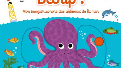 Photo of Bloup ! Mon imagier sonore des animaux de la mer