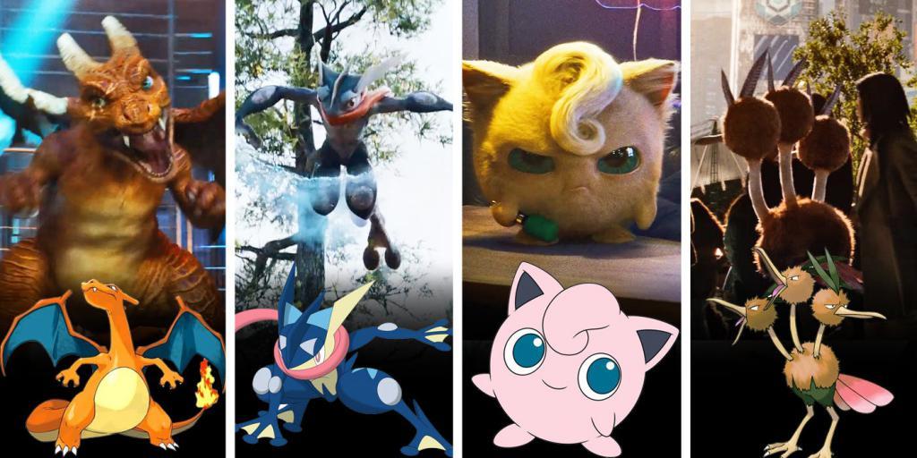Détective Pikachu le film - Pokemon multi