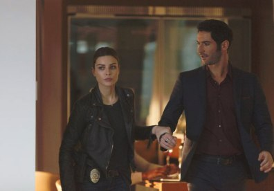 Lucifer Saison 1 de Joe Henderson & Tom Kapinos-10