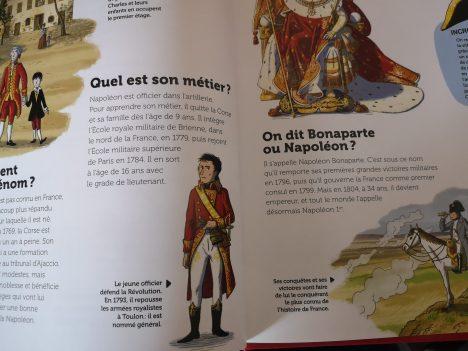 Napoléon 1er – QuestionsRéponses