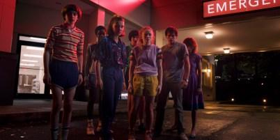 Stranger Things Saison 3-16