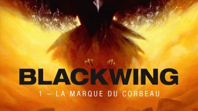 Photo of La marque du corbeau de Ed McDonald