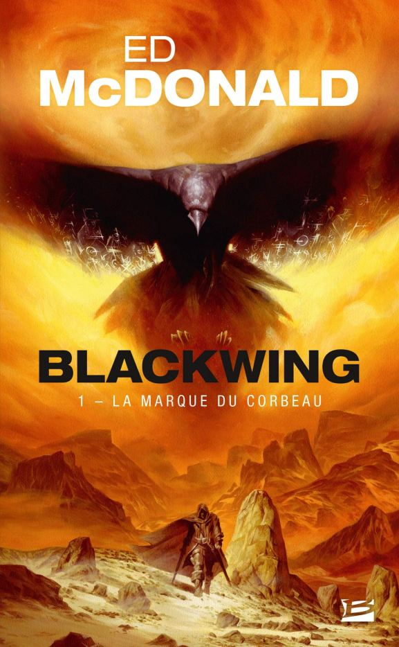 Blackwing T1 la marque du corbeau
