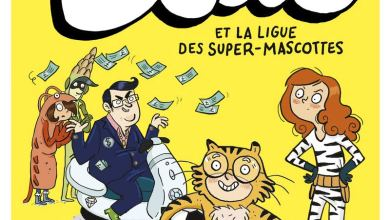 Photo of Blue et la Ligue des Super-Mascottes T2 de Rollo de Walden