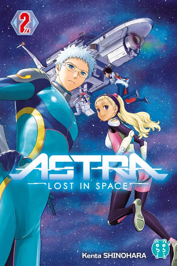 Astra - Lost in Space T02 Kenta Shinohara