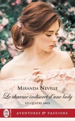 Le charme indiscret d'une lady de Miranda Neville