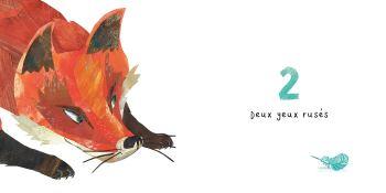 Un renard - Un livre à compter haletant de Kate Read-2