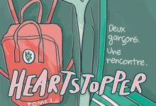 Photo de Heartstopper Tome 1 de Alice Oseman