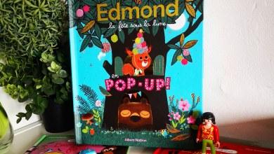 Photo of Edmond et ses amis – La fête sous la lune de Astrid Desbordes & Marc Boutavant