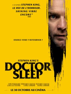 Docteur sleep Film SC du 30/10/19