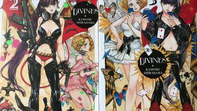 Photo de Divines T02 & T03 : Eniale et Dewiela de Kamone Shirahama
